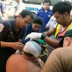 Туристу из России в Таиланде отрезали ухо