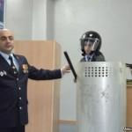 В Сибири к 23 февраля школьников обучили основам разгона гражданских демонстраций