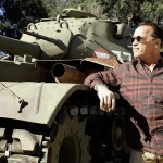 Откуда у Шварценегера взялся любимый танк