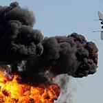 ВВС России атаковали больницы и школу на севере Сирии, десятки погибших
