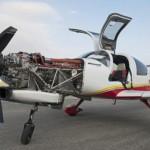 Новый самолет австрийской компании Diamond с украинским двигателем впервые поднялся в воздух