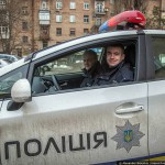 Полиция Киева – гаджеты, техника, дружелюбие
