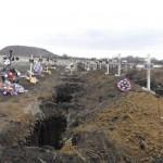 В Донецке найдено кладбище, где захоронено 3,5 тыс. боевиков (фоторепортаж)