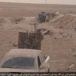 Армия Асада в окружении — арабские соцсети пестрят фото захваченной техники