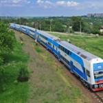 «Укрзализныця» решила пустить двухэтажный поезд Skoda по маршруту Киев — Харьков