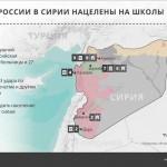 Россия разбомбила в Сирии 22 больницы и 27 школ, убив около 1000 жителей