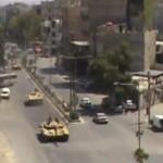 В Дамаске началася бунт армии против Асада