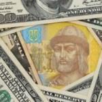 Курс доллара в Украине повысился, рубль падет и евро падает