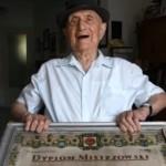 Старейший мужчина в мире – бывший узник Освенцима