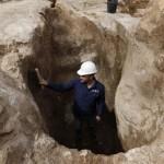 Винодельня возрастом более 15 веков обнаружена при раскопках в Иерусалиме