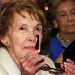 Умерла Нэнси Рейган – самая популярная Первая леди США