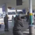Полиция Израля VS вооруженная арабка