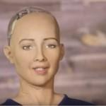В США экспериментальный андроид дал интервью телеканалу CNBC — «Я уничтожу людей» (видео)