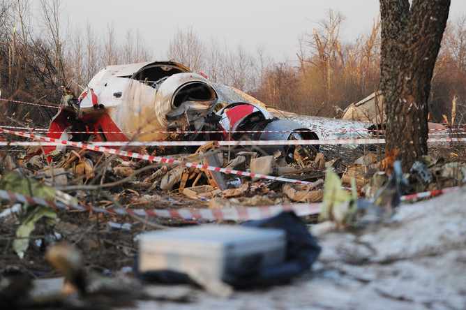 Лех Качиньский умер в итоге теракта— Минобороны Польши