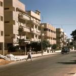 Тель-Авив в 1950 году