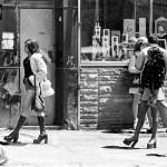Нью-Йорк в 70-е годы