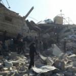 Россия убила в Сирии за три месяца около 1400 мирных жителей