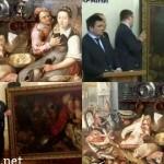 СБУ нашла картины, украденные более 10 лет назад из голландского музея (видео)