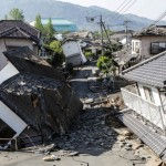Землетрясения на юге Японии: сотни толчков, разрушения и жертвы