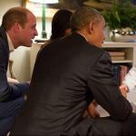 Халат, в котором принц Джордж встретил Обаму, стал хитом продаж