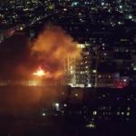 Пожар в Бруклине оставил без крыши над головой более десятка семей