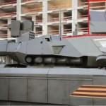 Армата из картона — почему танк «Армата» это мыльный пузырь