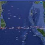 Сотни танкеров, наполненных нефтью, в океане ждут изменения цен
