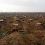 На кладбище под Донецком захоронено более 3500 уничтоженных боевиков (видео)
