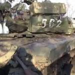 В Воронеж привозят подбитые танки с… трупами внутри