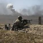 Бой в районе Гранитного — террористы понесли потери и отступили