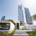 В Дубае напечатали офисное здание на 3D-принтере