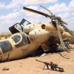 Россия потеряла в Сирии за один день сразу 4 боевых вертолета с экипажами