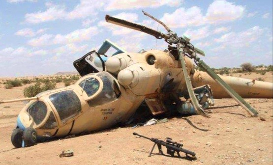 МинобороныРФ опровергло уничтожение российских вертолетов вСирии