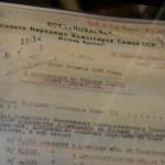 Украина показала документы о принудительном заселении Донбасса после Голодомора