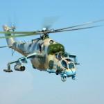 «Укроборонпром» приступил к испытаниям модернизированного заводом «Авиакон» Ми-24ПУ2
