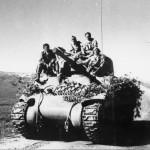 Как появились первые танки у Израиля