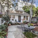 Самый маленький дом в Сан-Франциско продали за $550 тысяч