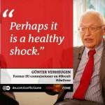 Экс-комиссар ЕС: Появилась опасность, что Европейский Союз не выживет