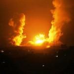 ВВС ЦАХАЛа нанесли удары по целям в секторе Газы