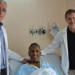 Впервые в Израиле почка была использована для трансплантации повторно