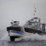 В Израиле впервые осуществлен запуск торпеды с беспилотного катера