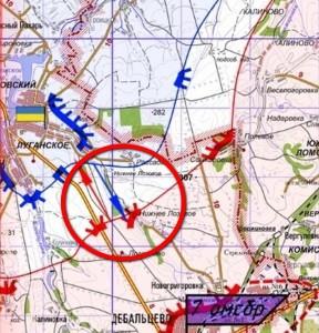 Россия перебросила боевикам на Донбасс два грузовика с боеприпасами и семь цистерн с топливом, - ГУР Минобороны - Цензор.НЕТ 4325