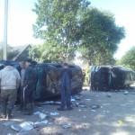 В Олевском районе Украины произошла перестрелка янтарокопателей