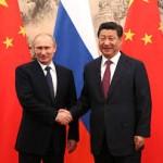 Часть России отойдет Китаю