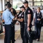 В Турции по обвинению в терроризме арестовано 11 россиян