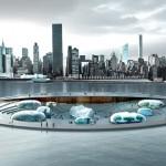 Как будет выглядеть аквариум будущего на реке Ист-Ривер в Нью-Йорке