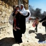 Среди жертв авиации Асада и РФ снова женщины и дети