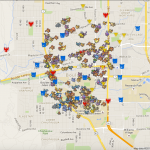После взлома игры PokemonGO покемонов можно искать на картах Google, загрузив программу