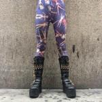 Фотограф сделал популярным блог о ногах девушек Нью-Йорка