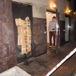 В Питере провели символический поджог«Фабрику троллей»